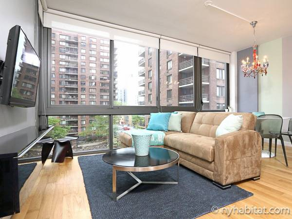 New York - 1 Bedroom apartment - Apartment reference NY-16786