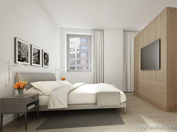 New York - Studio T1 appartement location vacances - Appartement référence NY-16791