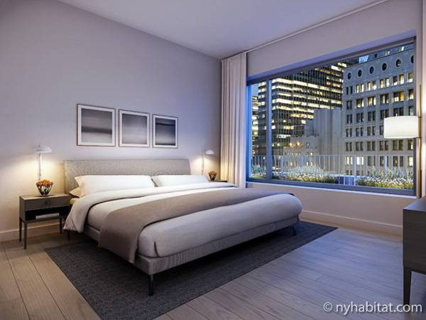 location chambre new york