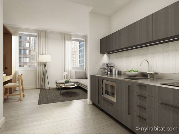 New York - 2 Bedroom accommodation - Apartment reference NY-16793