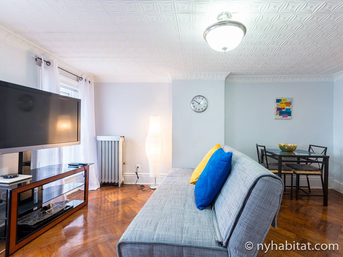 New York - 1 Bedroom apartment - Apartment reference NY-16801