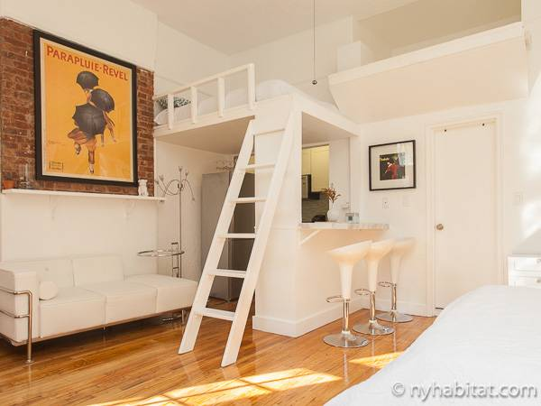 New York - Studio apartment - Apartment reference NY-16816