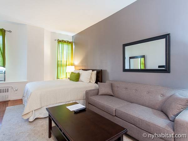 New York - Studio apartment - Apartment reference NY-16842