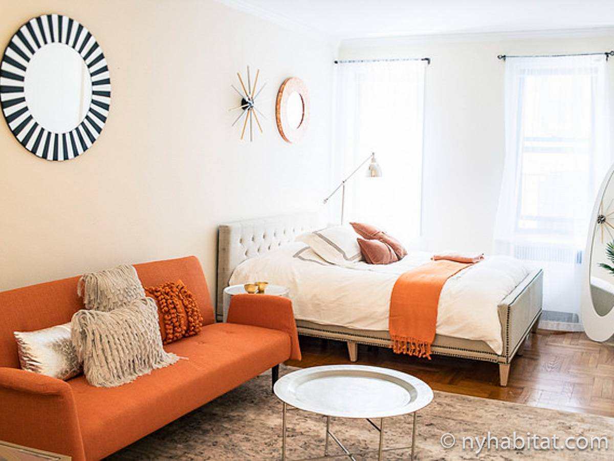 New York - Studio apartment - Apartment reference NY-16868