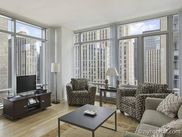 New York - 1 Bedroom apartment - Apartment reference NY-16891
