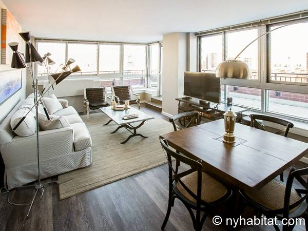 New York - 1 Bedroom apartment - Apartment reference NY-16909