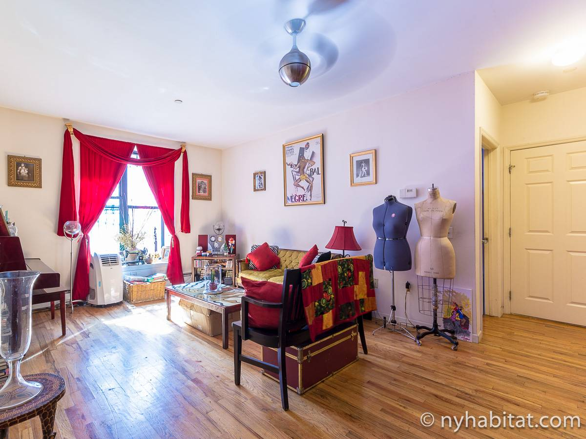 New York Roommate Share Apartment - Apartment reference NY-16919