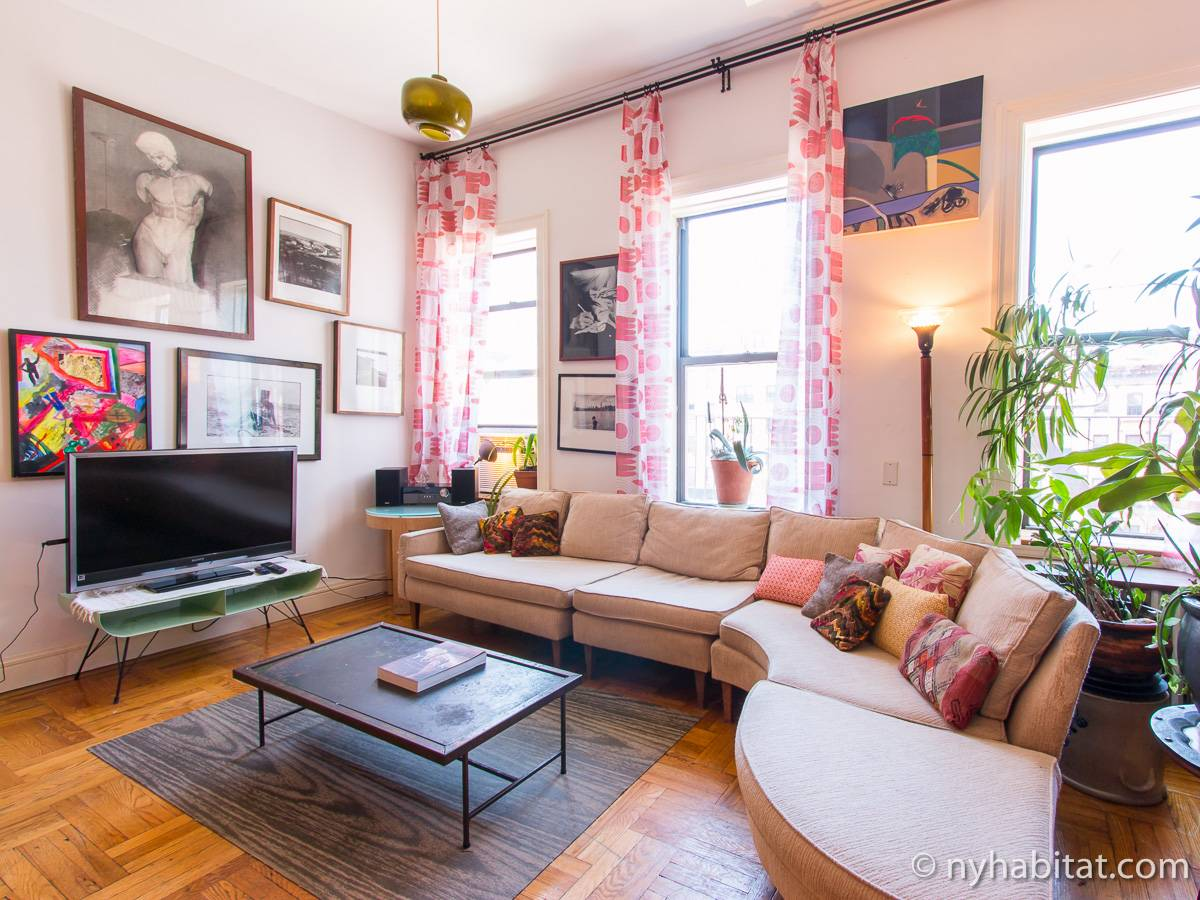 New York - 2 Bedroom apartment - Apartment reference NY-16964