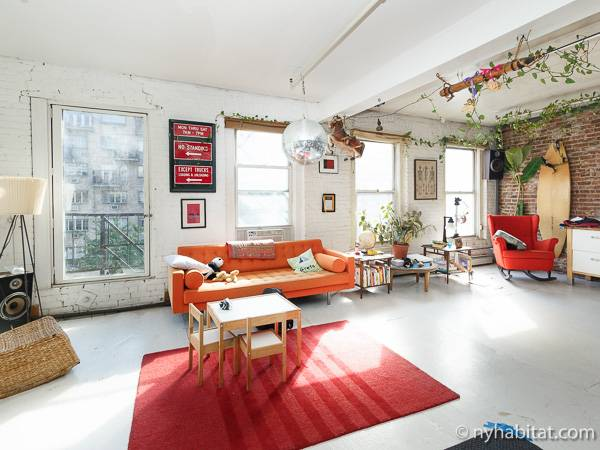 New York - 1 Bedroom apartment - Apartment reference NY-16981