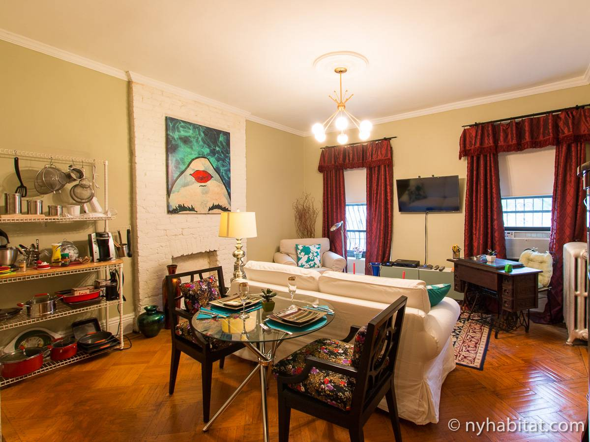 New York - 1 Bedroom apartment - Apartment reference NY-16991