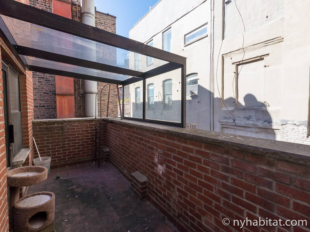 new york apartment 1 bedroom duplex penthouse apartment 16998 | 16998d65