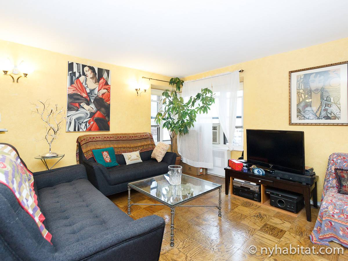 New York - T3 appartement colocation - Appartement référence NY-17000