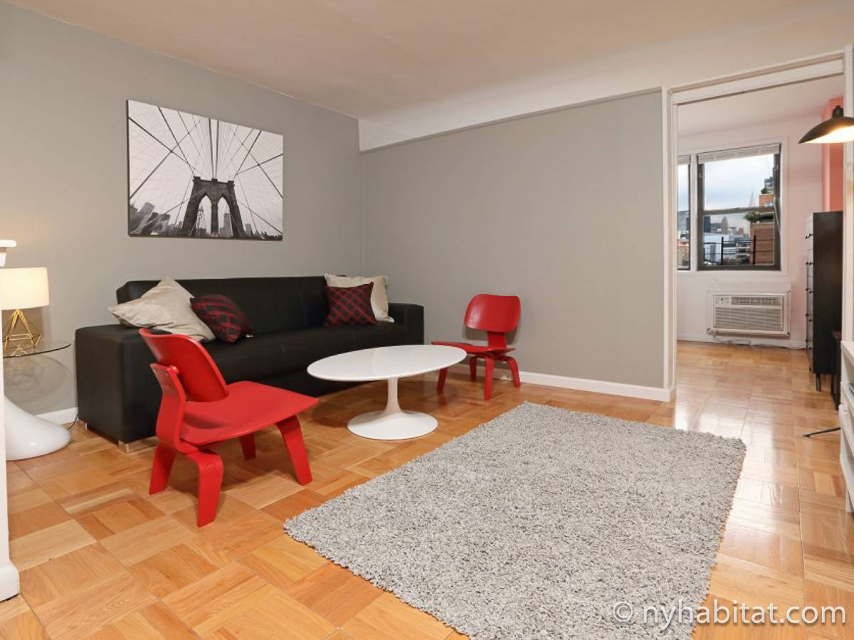 New York - Studio apartment - Apartment reference NY-17005