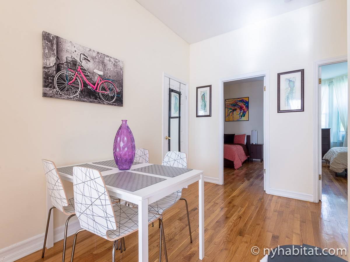 New York - 2 Bedroom apartment - Apartment reference NY-17008