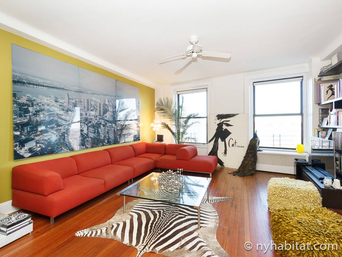 New York - T4 appartement colocation - Appartement référence NY-17036