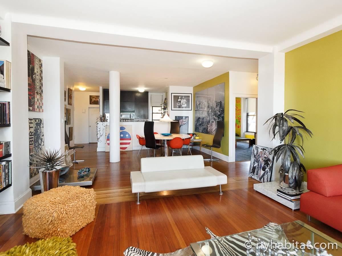 Stanza in affitto a new york 3 camere da letto upper for Appartamenti affitto nyc