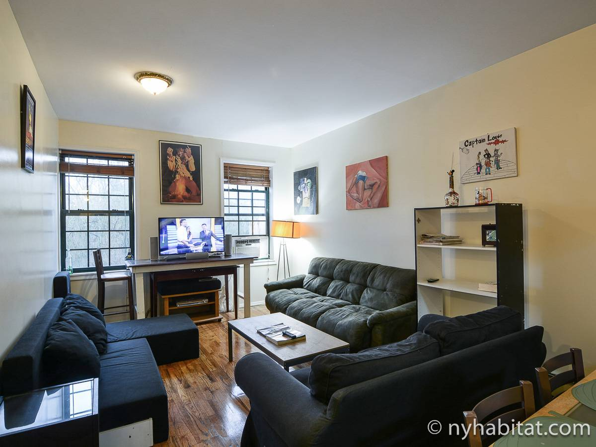New York - 4 Bedroom accommodation - Apartment reference NY-17039