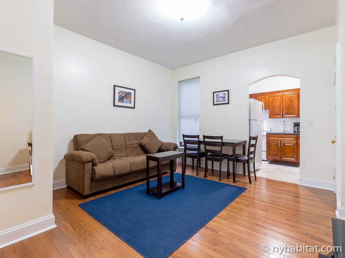 New York - 1 Bedroom apartment - Apartment reference NY-17044