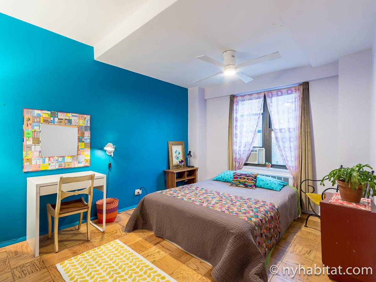 New York - 2 Bedroom roommate share apartment - Apartment reference NY-17050