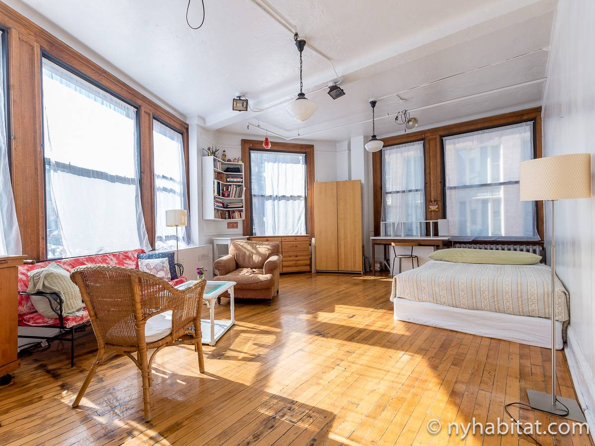 New York - 3 Bedroom roommate share apartment - Apartment reference NY-17054