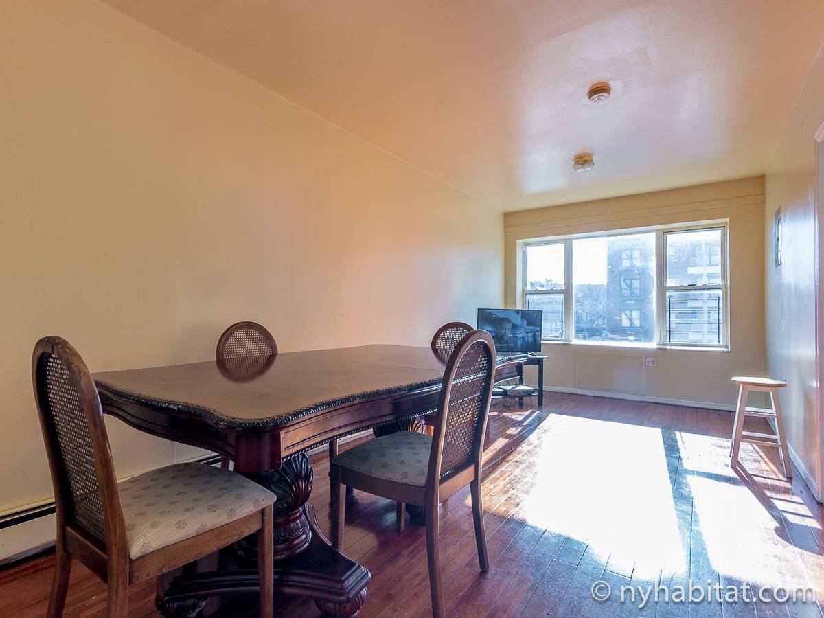 New York - 3 Bedroom roommate share apartment - Apartment reference NY-17055