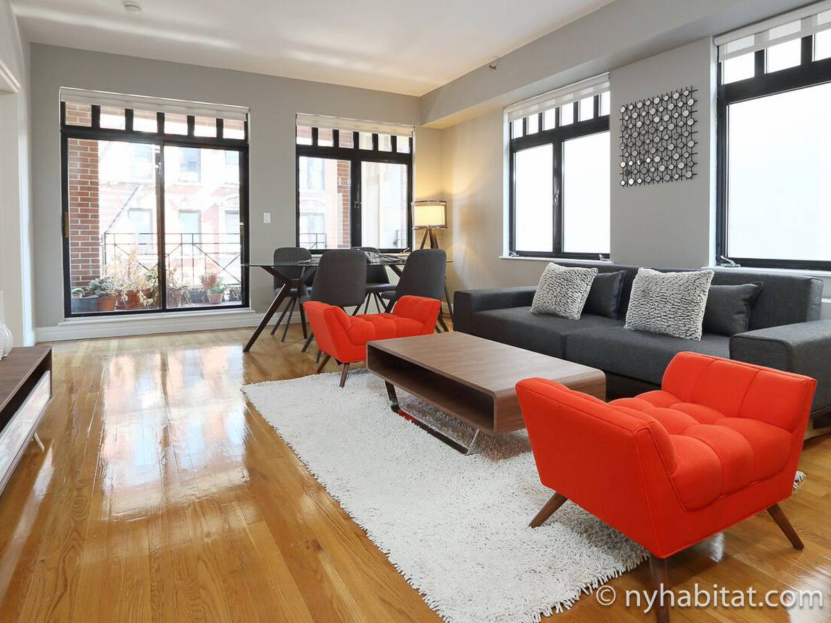 New York Furnished Rental Apartment Reference Ny 17058