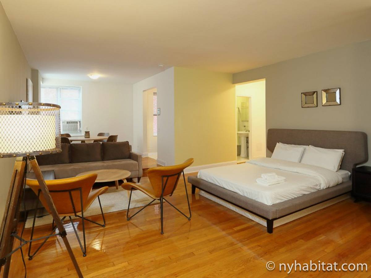 New York - Studio T1 logement location appartement - Appartement référence NY-17060