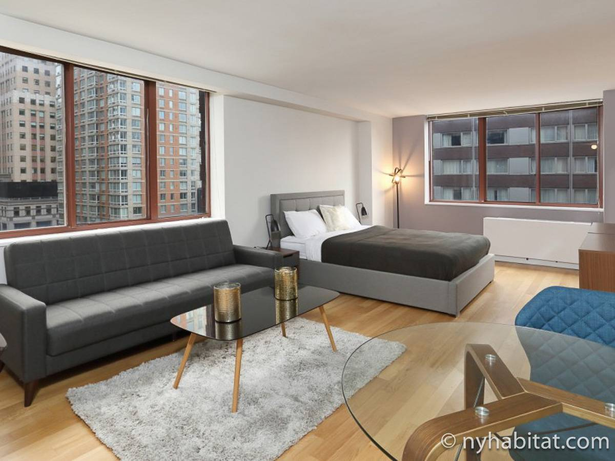 New York - Studio T1 logement location appartement - Appartement référence NY-17061