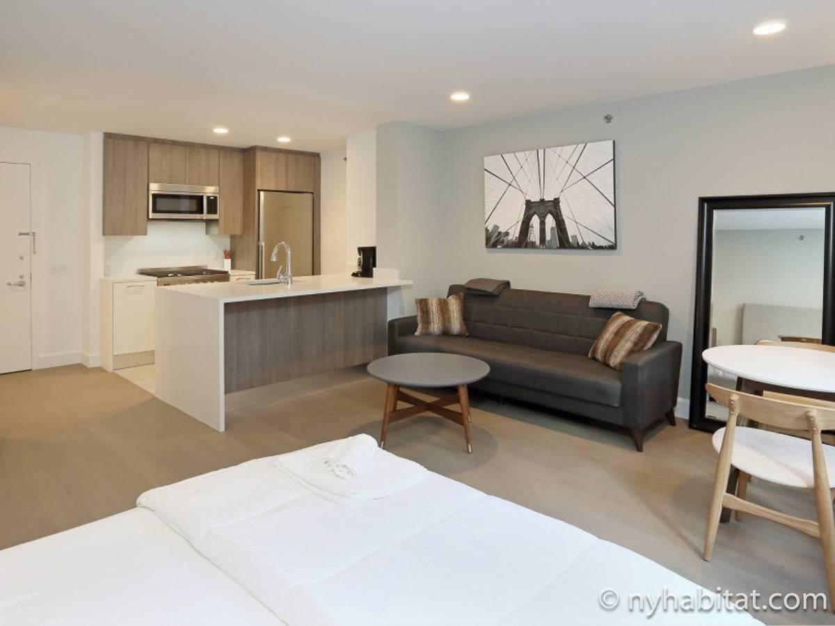 Appartamento a new york monolocale midtown west ny 17062 for Appartamenti midtown new york
