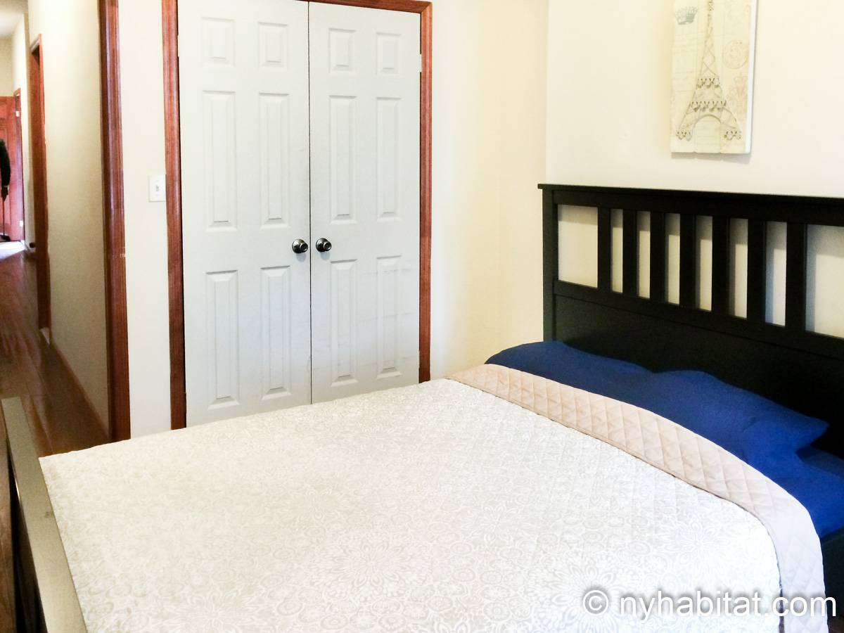 New York - 4 Bedroom roommate share apartment - Apartment reference NY-17087