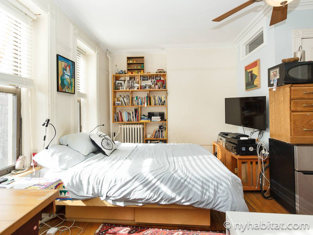 New York - Studio apartment - Apartment reference NY-17113