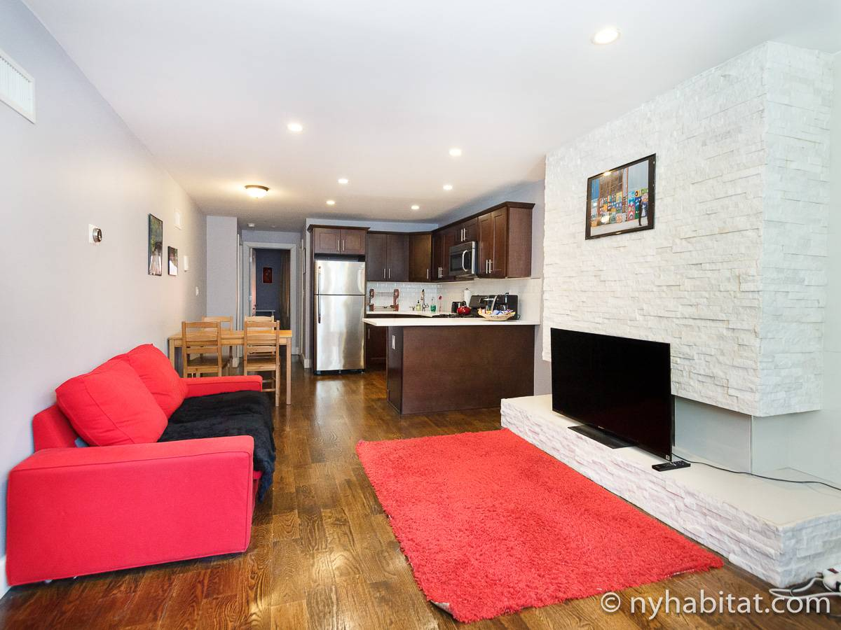 New York - 2 Bedroom apartment - Apartment reference NY-17114