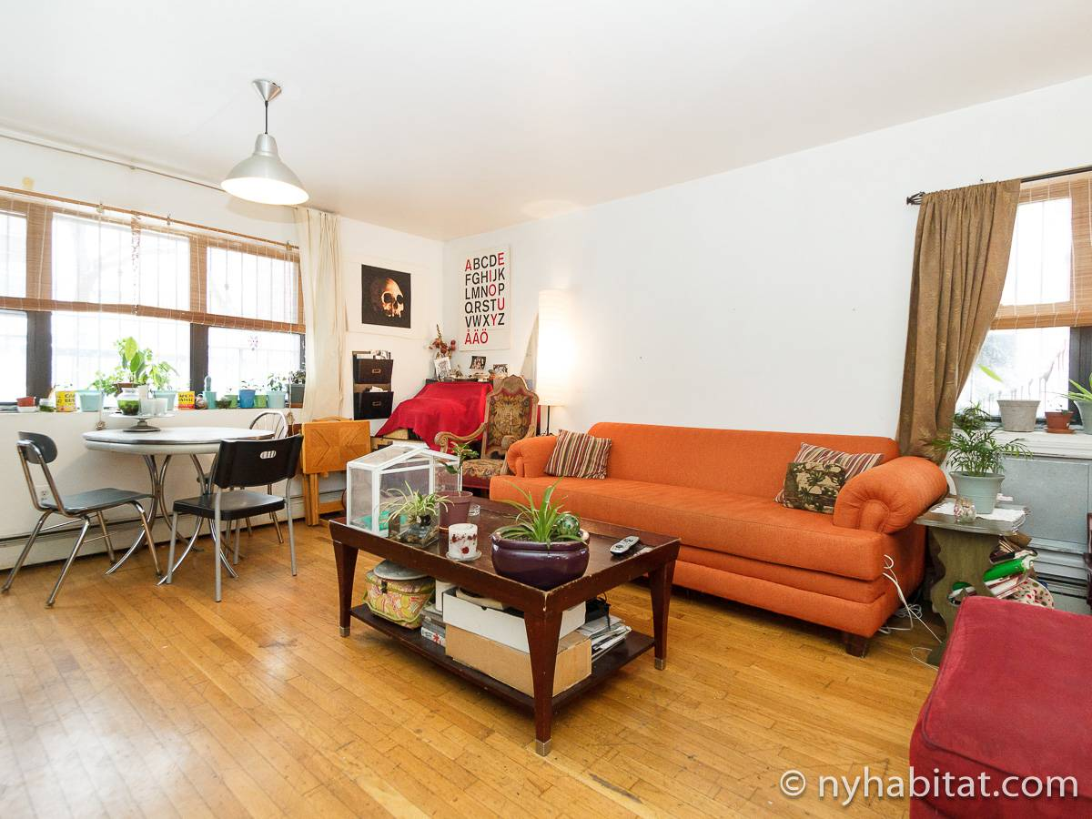 New York - 3 Bedroom roommate share apartment - Apartment reference NY-17120