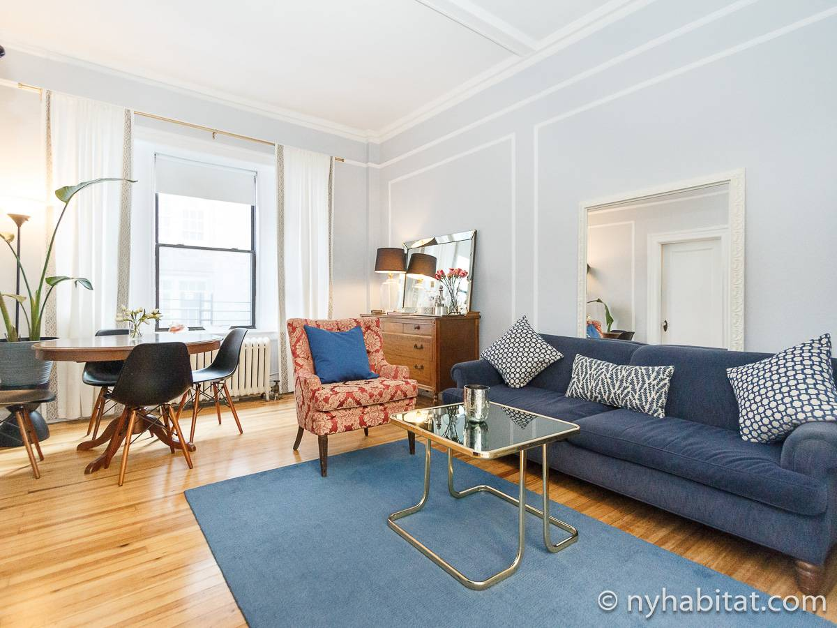 New York - 2 Bedroom roommate share apartment - Apartment reference NY-17123