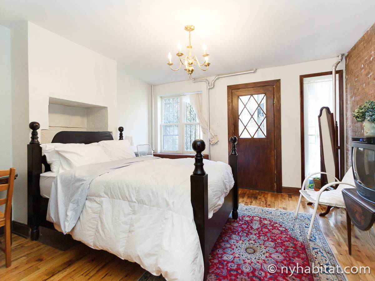 New York - 1 Bedroom accommodation - Apartment reference NY-17129