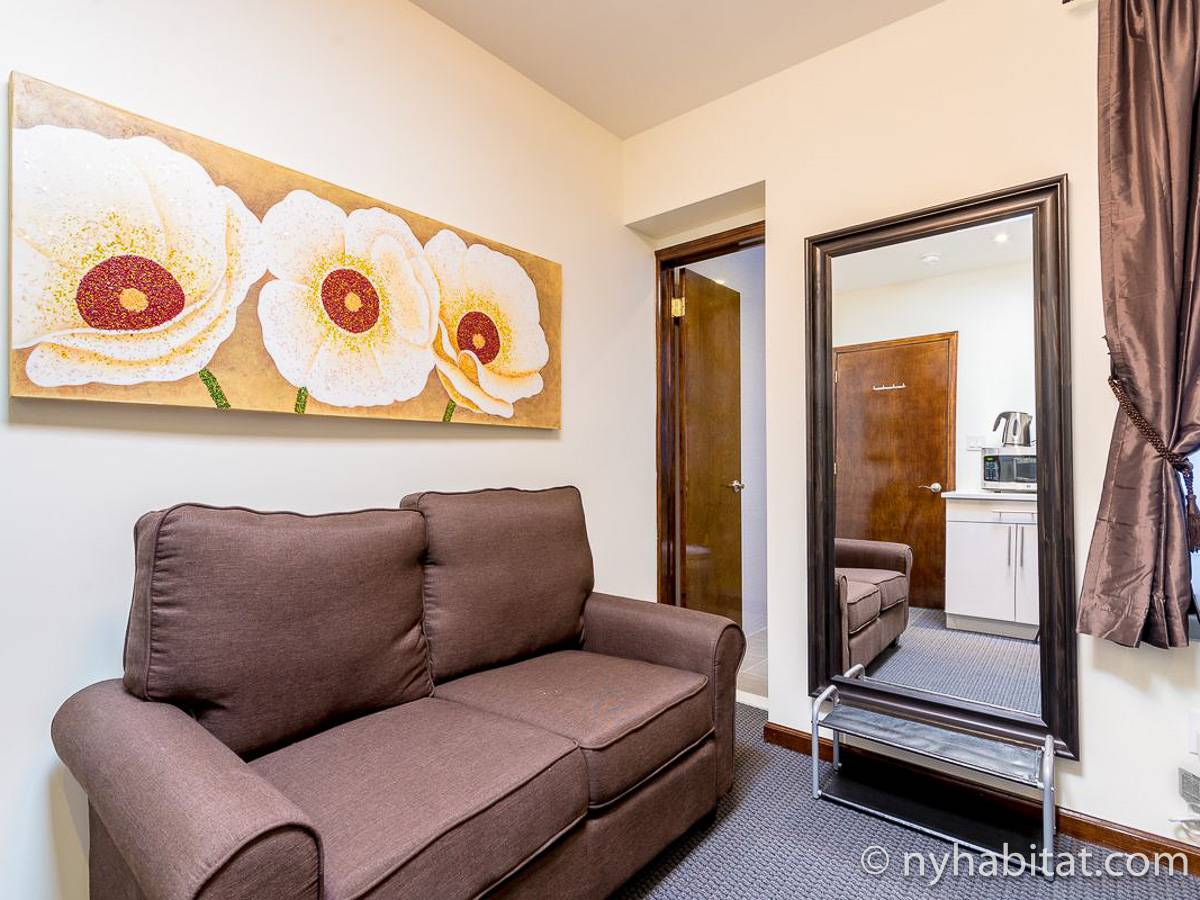 New York - 1 Bedroom apartment - Apartment reference NY-17135