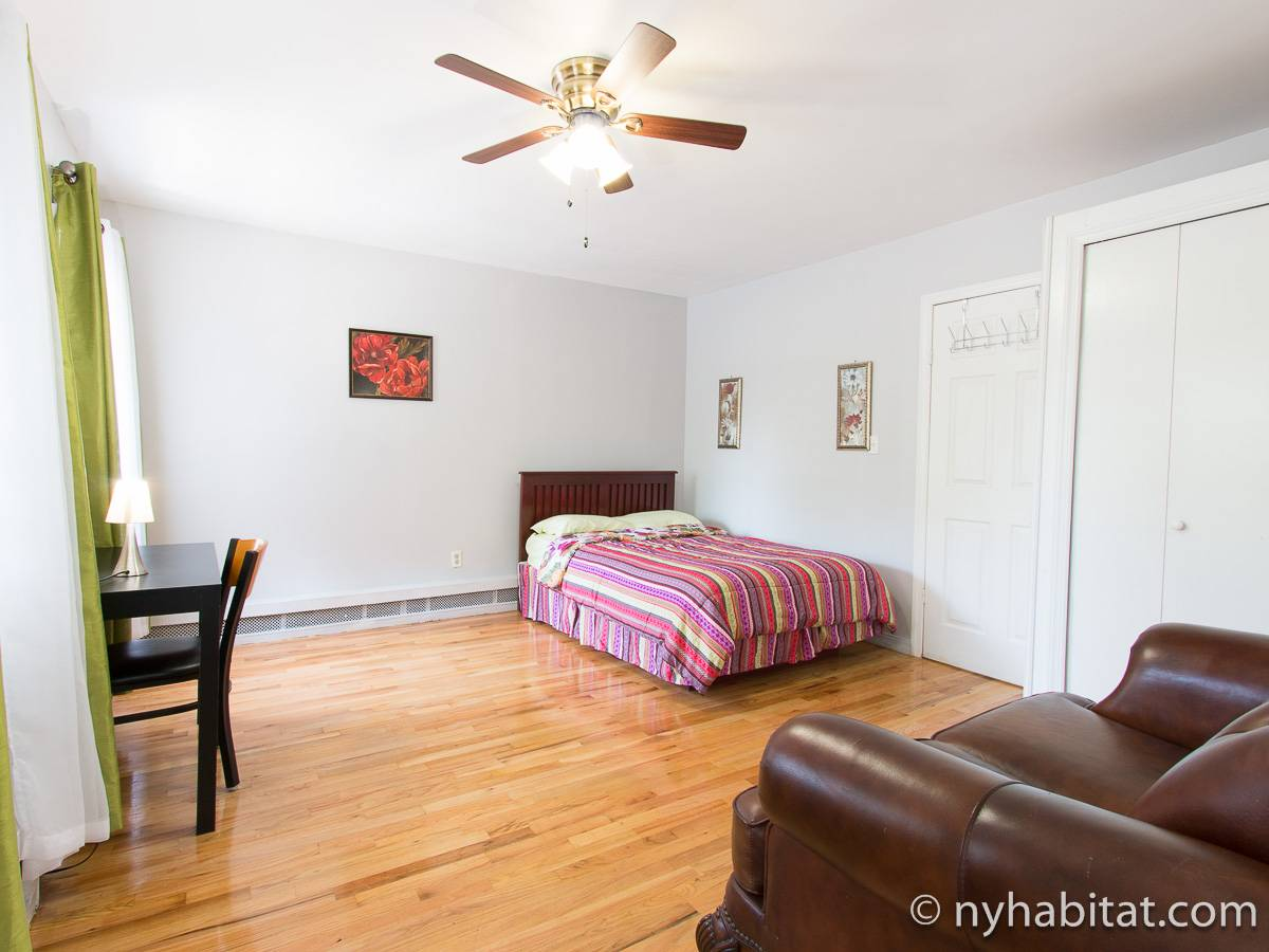 New York - 3 Bedroom roommate share apartment - Apartment reference NY-17144