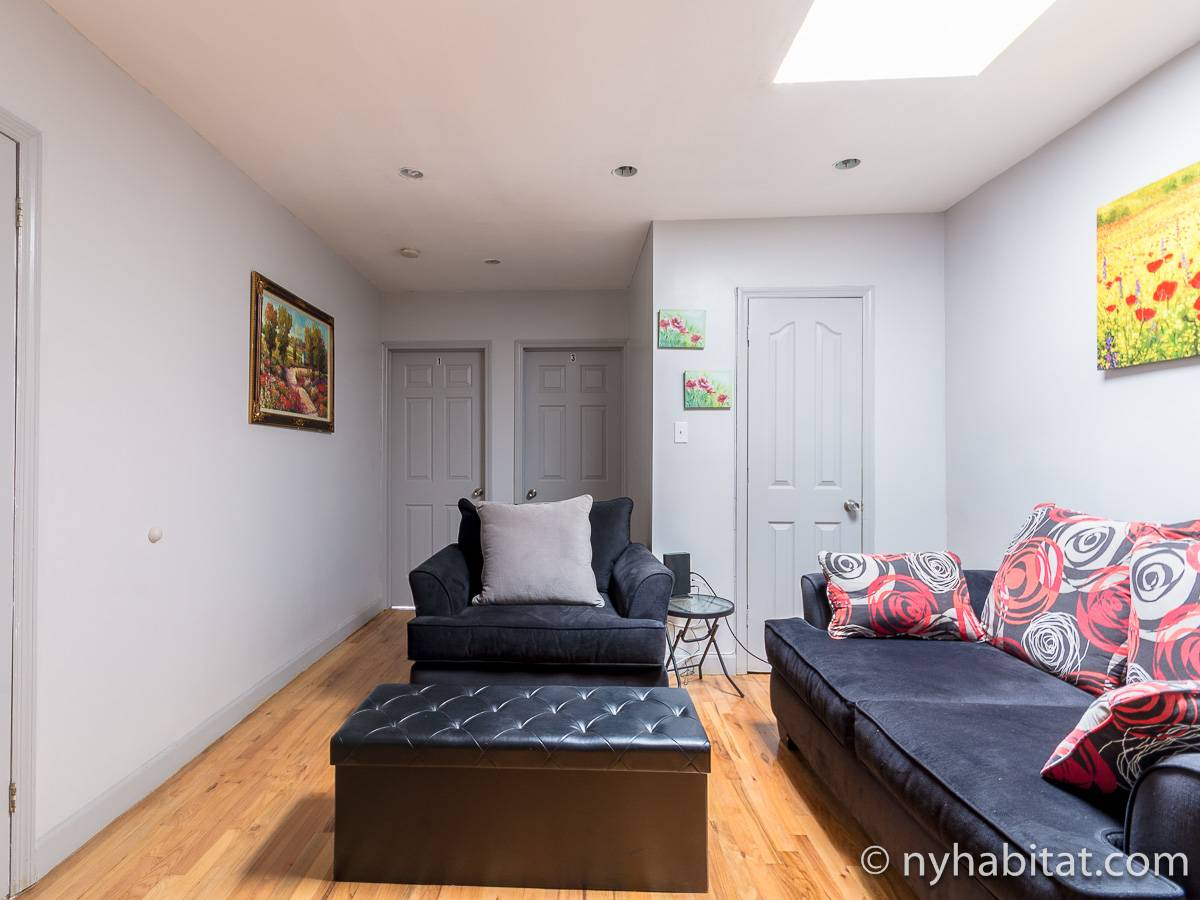 new york roommate: room for rent in bedford stuyvesant - 3