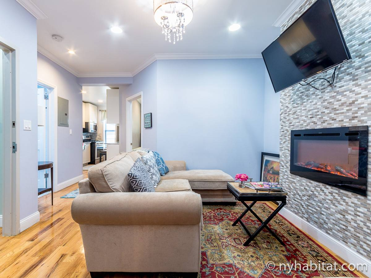 New York - 3 Bedroom accommodation - Apartment reference NY-17150