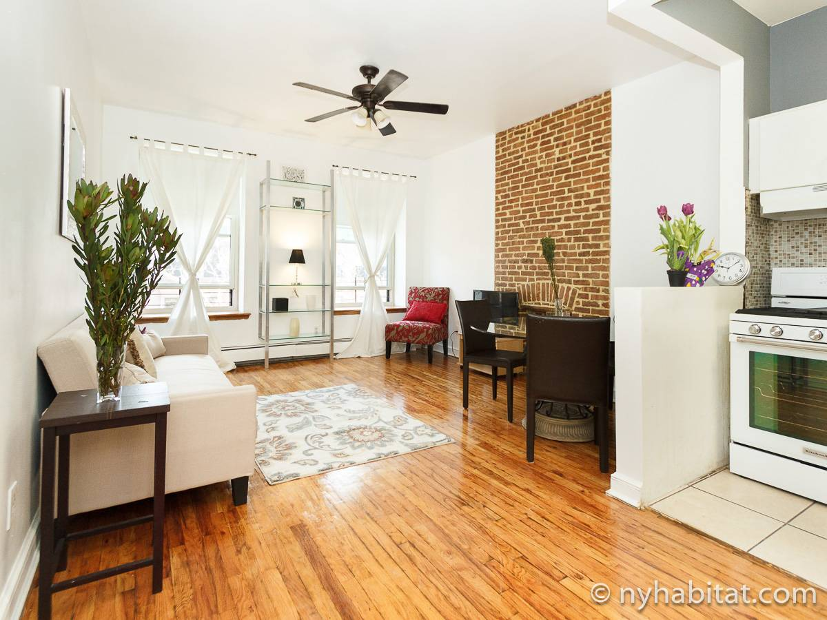 New York - 1 Bedroom apartment - Apartment reference NY-17165