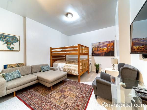 New York - 2 Bedroom apartment - Apartment reference NY-17197