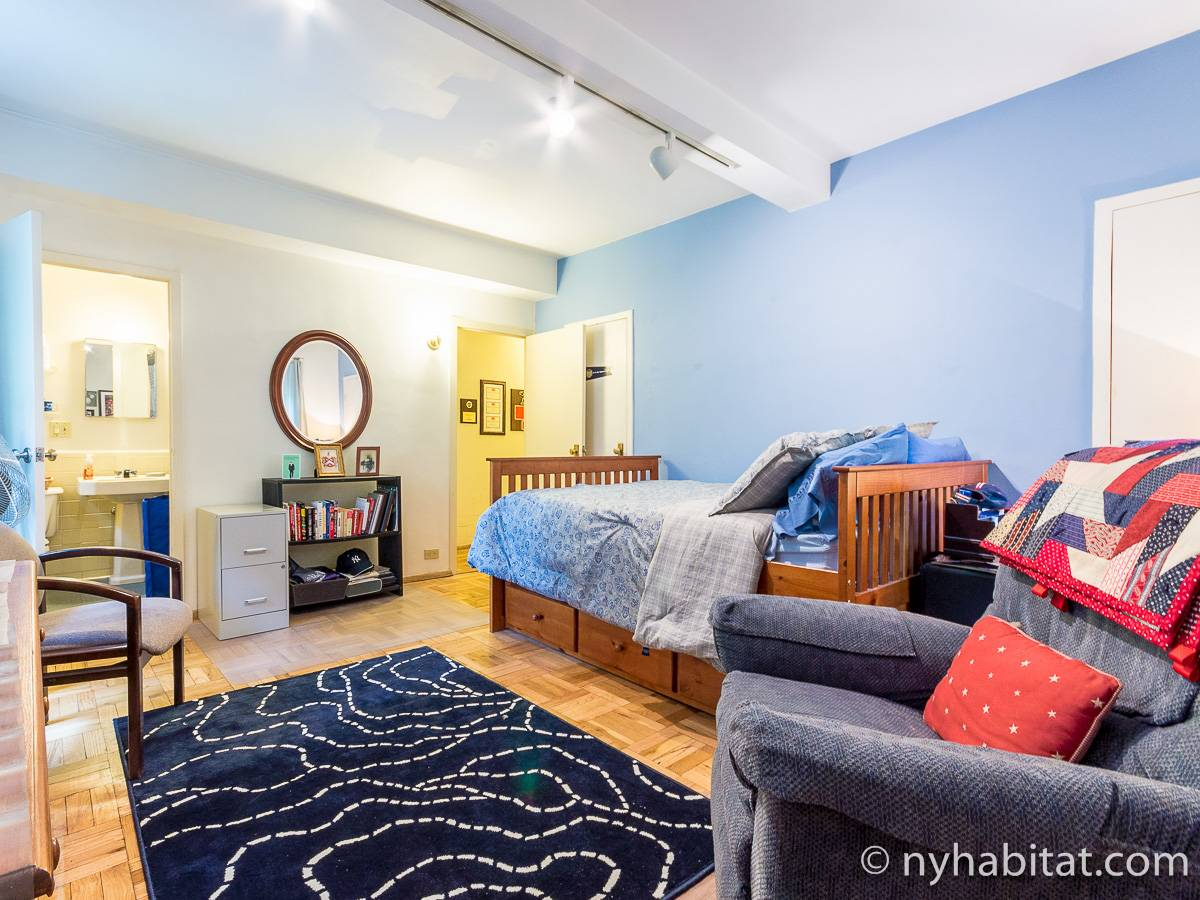 New York - 2 Bedroom roommate share apartment - Apartment reference NY-17206