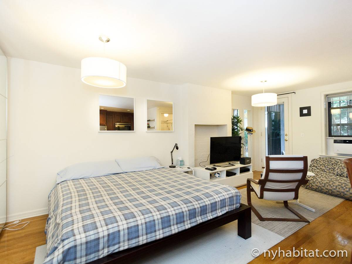 New York - Studio accommodation - Apartment reference NY-17214