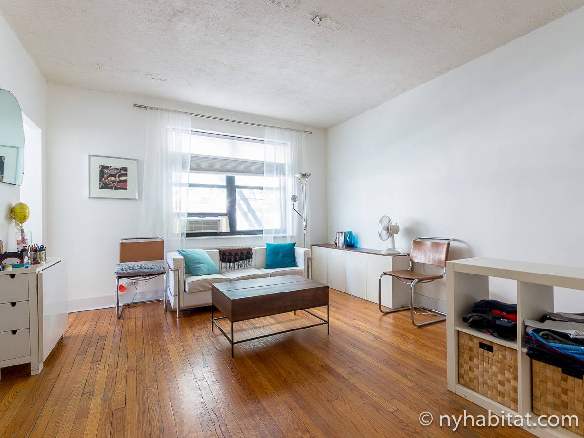 New York - Studio apartment - Apartment reference NY-17226