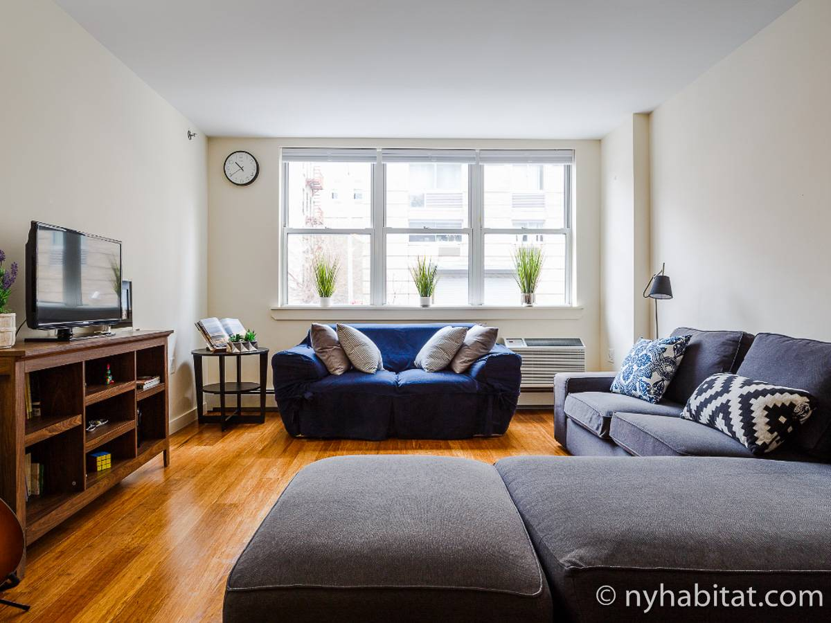 New York - 1 Bedroom apartment - Apartment reference NY-17251