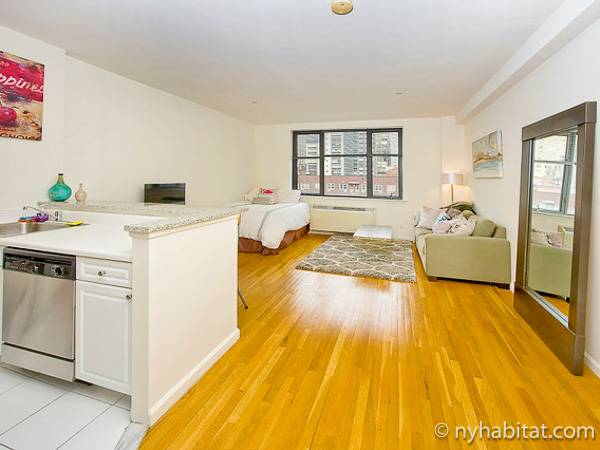 New York - Studio apartment - Apartment reference NY-17262