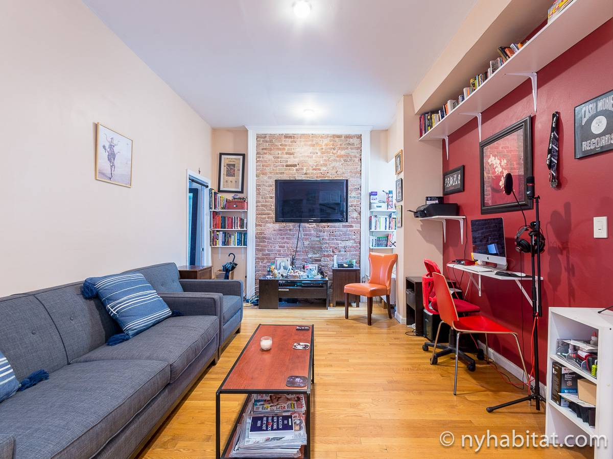 New York - 3 Bedroom roommate share apartment - Apartment reference NY-17263
