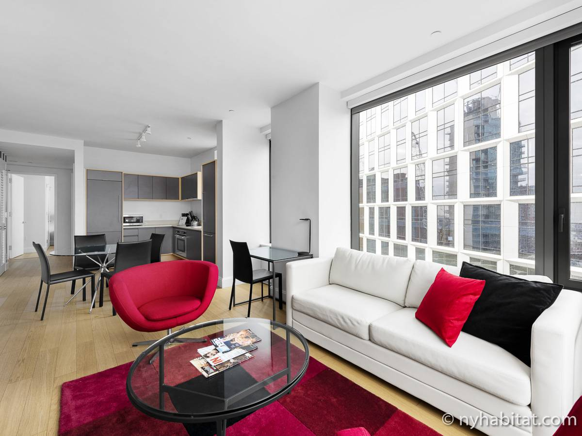 New York - 1 Bedroom apartment - Apartment reference NY-17270
