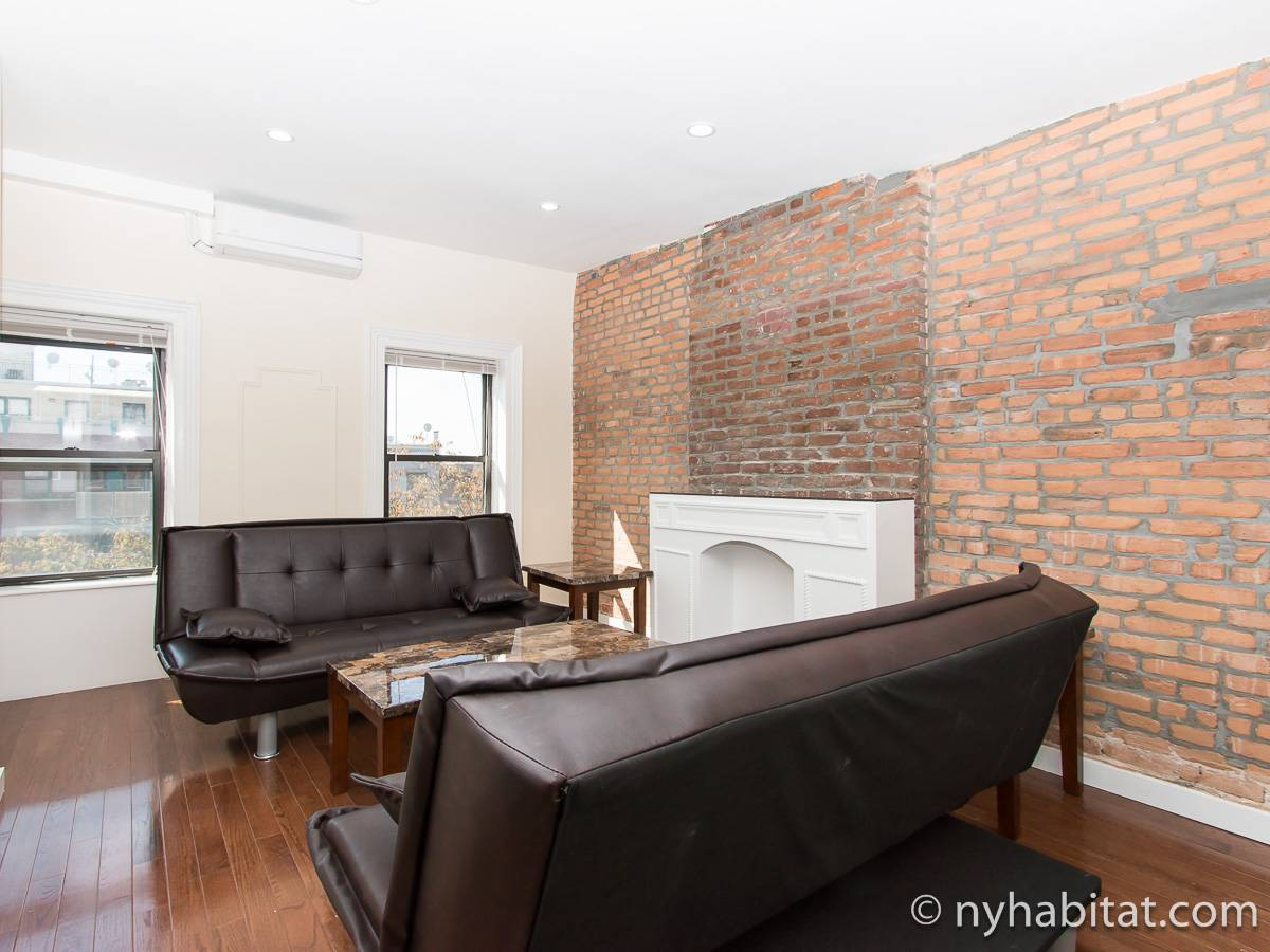 New York - 2 Bedroom apartment - Apartment reference NY-17276