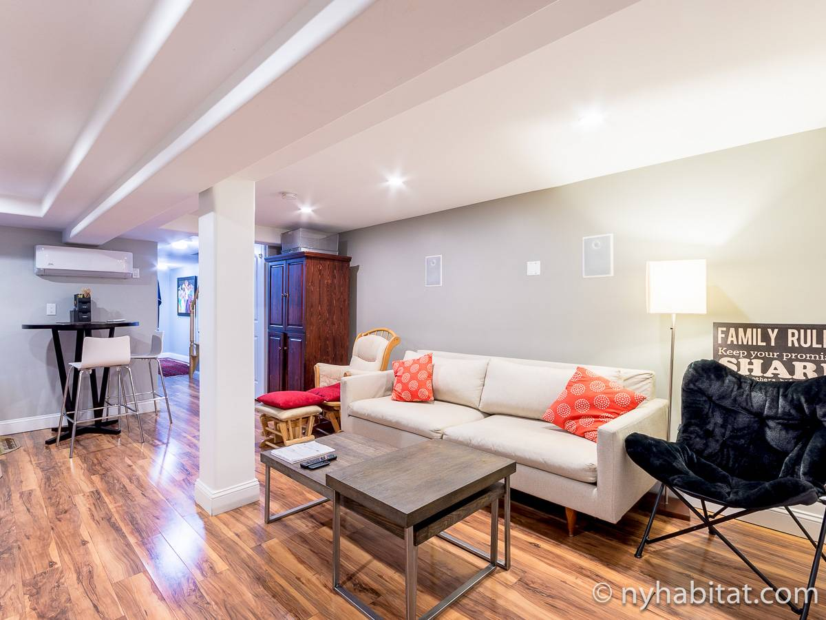 New York - 1 Bedroom accommodation - Apartment reference NY-17280